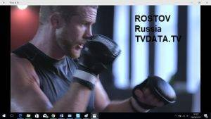 TVDATA.ru FILMING sport events in Russia