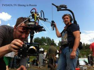 Videographer in Russia