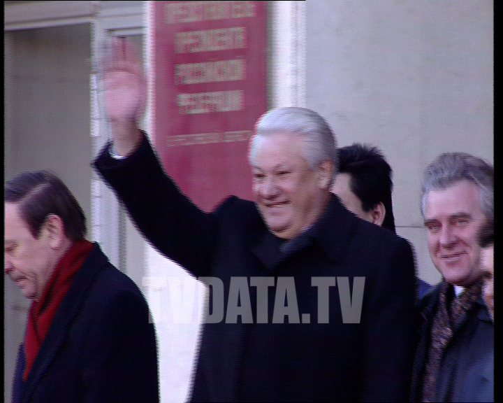 Boris Yeltsin 1996 Presidential election in Russia