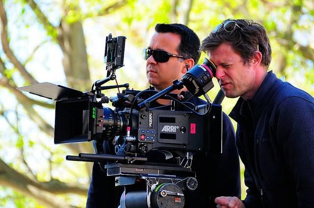 camera crew Bilingual Russian English Video Producer